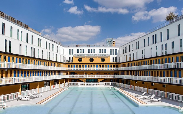 מלון מוליטור, פריז