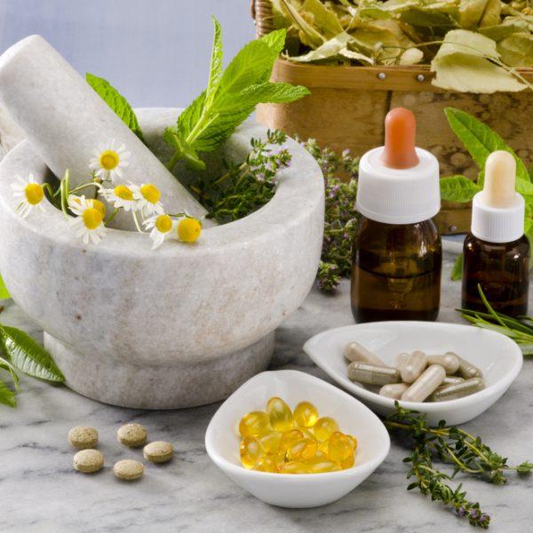 צמחי מרפאה ושמנים רפואה אלטרנטיבית